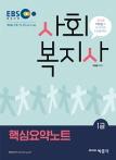 2018 EBS 어대훈의 HUMAN 사회복지사 1급 핵심요약노트